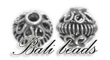 bali beads silver supplier