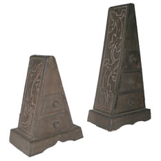 Bali boxes - wood carving